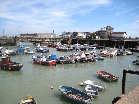 Folkestone-Harbour